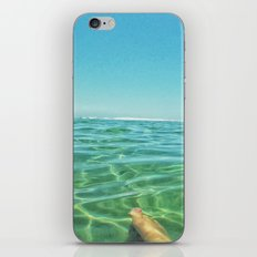 Staycation, yeah right. iPhone & iPod Skin