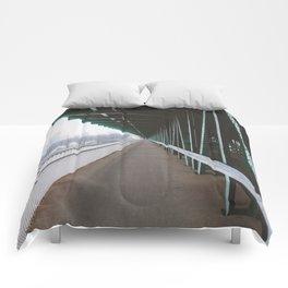 Most Gdański Comforters