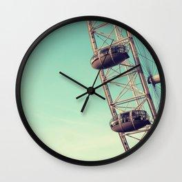 London Eye II Wall Clock