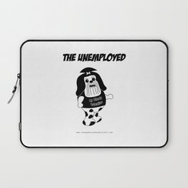 The Unemployed - Daffy Laptop Sleeve