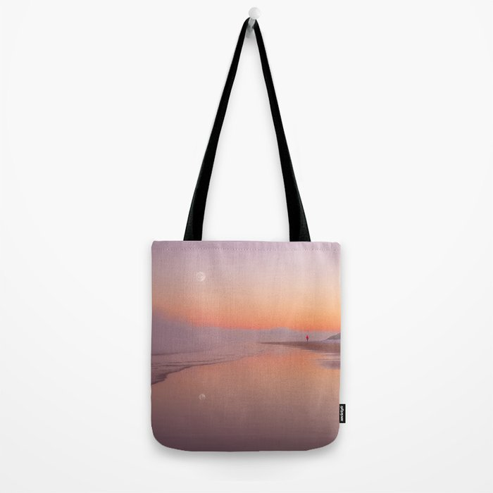 A winters morning Tote Bag