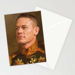 John Cena - replace face Stationery Cards