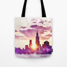 Chi Town Tote Bag