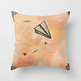 The things that I love 3 Throw Pillow