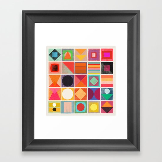 awake 1 Framed Art Print