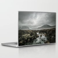 skyfall Laptop & iPad Skins featuring Skyfall by tipptapp