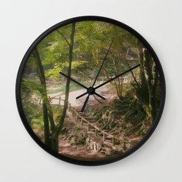 Ascent Wall Clock