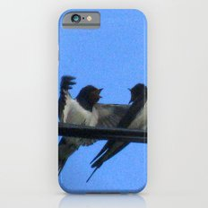 Sullu (swallows) iPhone 6s Slim Case