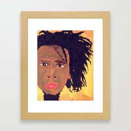 Marley 2 Framed Art Print