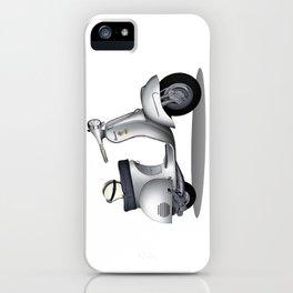 My faith, my voice, vespa my choice ! iPhone Case