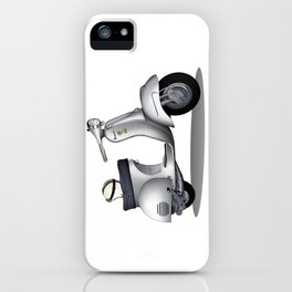 My faith, my voice, vespa my choice ! iPhone Case