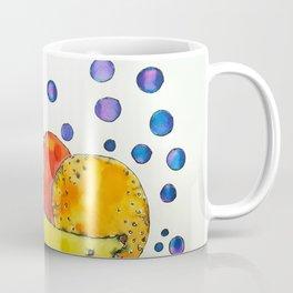 Bubbly Mixed Fruit Coffee Mug
