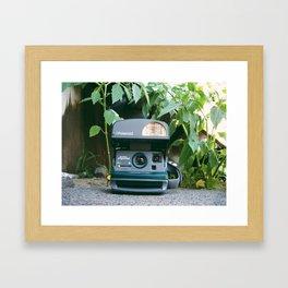 Nature Camera Framed Art Print
