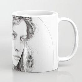 JennyMannoArt Graphite drawing Coffee Mug