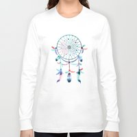 dream catcher Long Sleeve T-shirts featuring Dream Catcher by General Design Studio