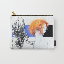 NUDEGRAFIA - 51 red hair Carry-All Pouch