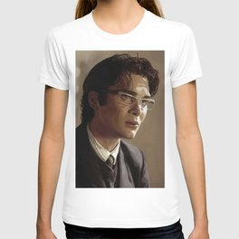 Cillian Murphy portrait T-shirt
