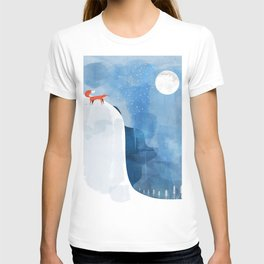 Fox In Nowhere Land T-shirt