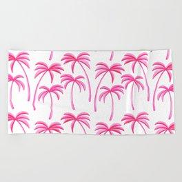 Dreamy Island Vacation Beach Towel