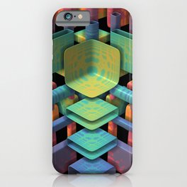 Together, Separately iPhone Case