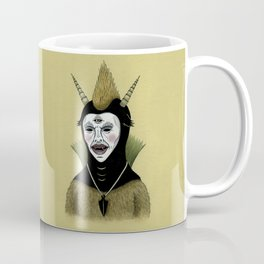 Creature with Black Amulet  Coffee Mug