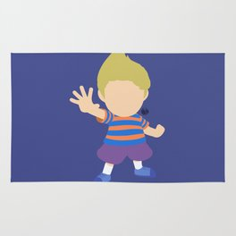 Lucas(Smash)Blue Rug