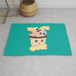 You are Cake Rug