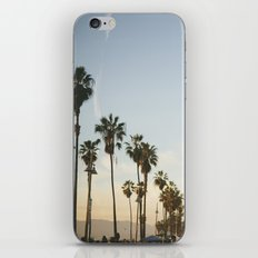Venice Beach Boardwalk iPhone Skin