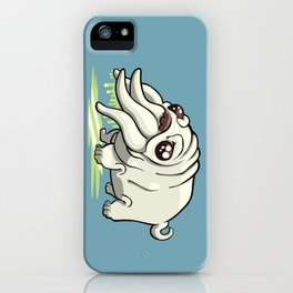 Pugthulhu iPhone Case