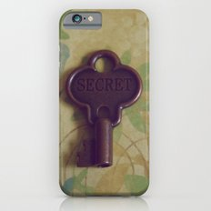The Secret Key to My Heart iPhone 6s Slim Case