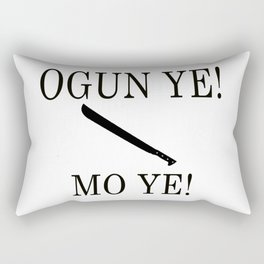 Ogun Rectangular Pillow