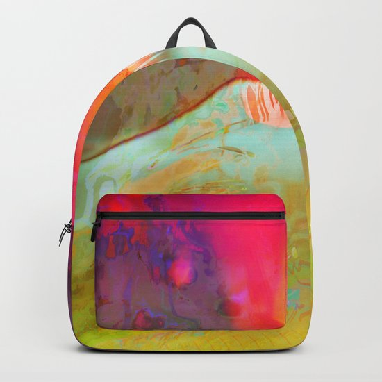 Volcanic Eruption II Backpack
