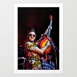 Reel Big Fish Art Print