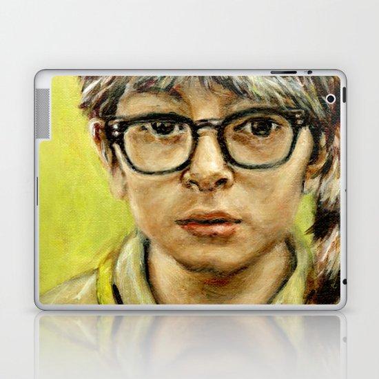 Sam - Moonrise Kingdom - Jared Gilman Laptop & iPad Skin