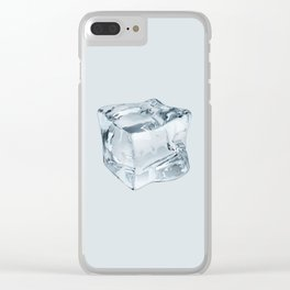 Stay Cool - light Clear iPhone Case