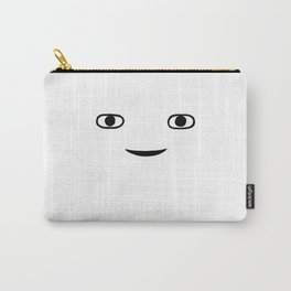 Hi Stranger Face Carry-All Pouch