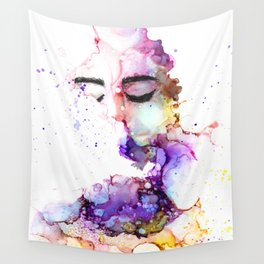 Weird Fishes Wall Tapestry