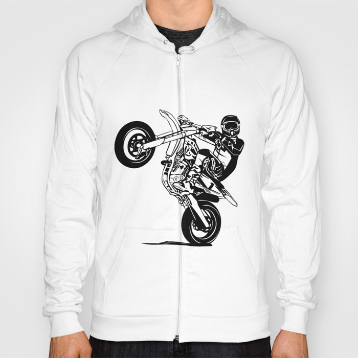 Supermoto Racer Hoody by port_stevens