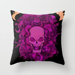 Monstrum Universum Throw Pillow