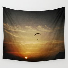 Above Everything Else Be Yourself Wall Tapestry