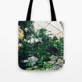 Conservatory of Flowers, San Francisco Tote Bag