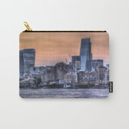 The Three Buildings London Carry-All Pouch