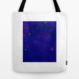 George Jackson Tote Bag