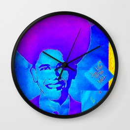 OBAMA for life Wall Clock