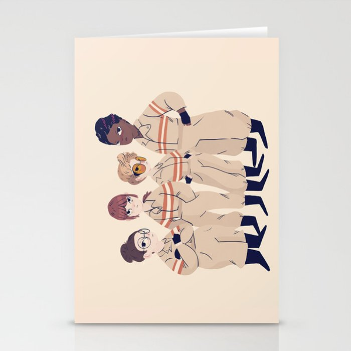 Busters Stationery Cards
