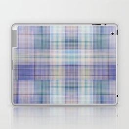 Scottish tartan pattern deconstructed Laptop & iPad Skin