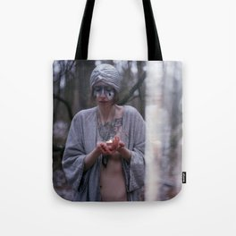 no canary at night Tote Bag