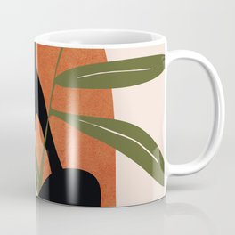 Abstract Female Figure 20 Coffee Mug