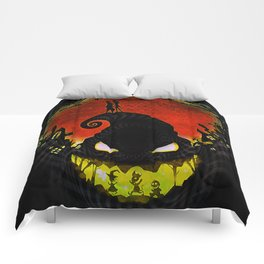 Boogeyman Oogie Boogie Comforters