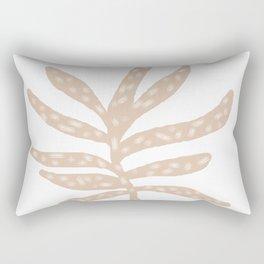 Minimalism Plant IV Rectangular Pillow